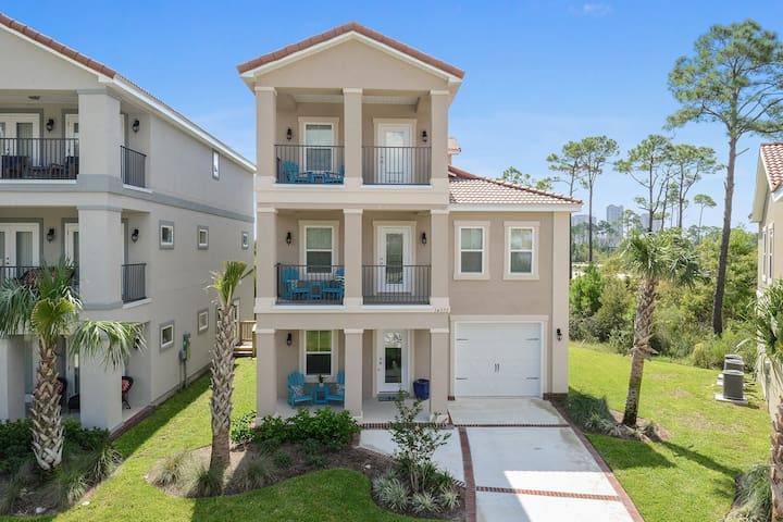 Brand new 3 story 4 bed, 3.5 bath with water views - Pensacola - House