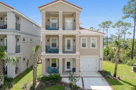 Brand new 3 story 4 bed, 3.5 bath with water views - Pensacola
