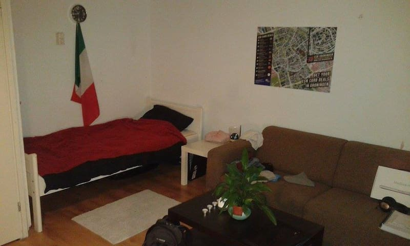 Wonderful room in Groningen - Groningen - Apartament