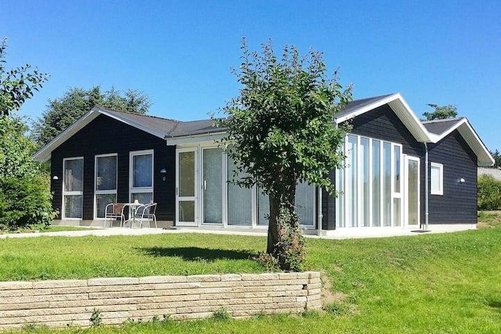 Vaste maison de vacances avec terrasse dans le Jutland
