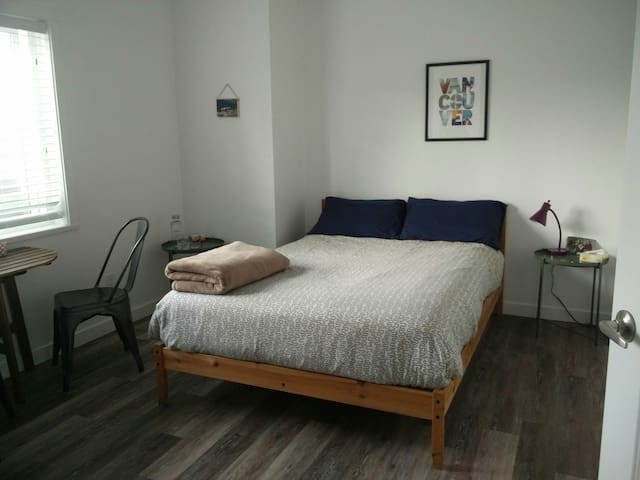 Room in beautiful Mount Pleasant shared apartment