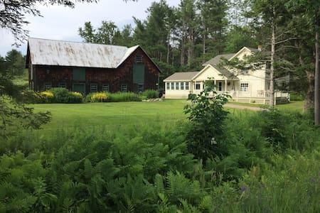 Beautiful Okemo Farmhouse for all seasons