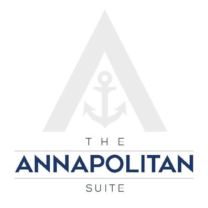The Annapolitan: A Private Guest Suite