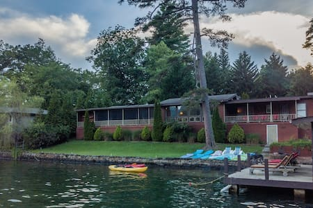 Lake Rabun Home