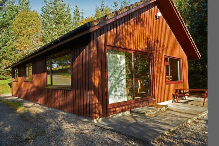 Drumnadrochit Lodges Superior Lodge4 Exclusive Use