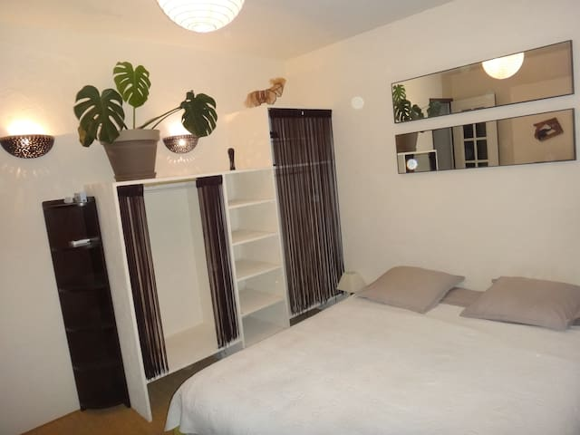 Room with private shower - Le Mesnil-Saint-Denis - Rumah