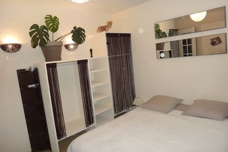 Room with private shower - Le Mesnil-Saint-Denis - Talo