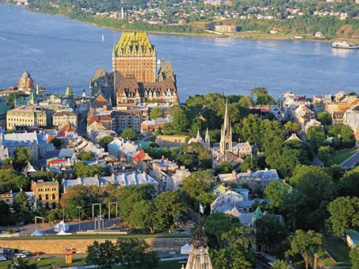 Amazing Suite in the Heart of the Vieux-Quebec