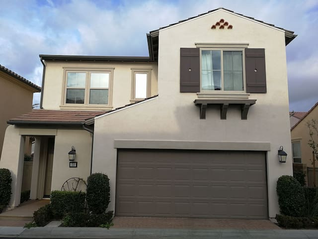 Irvine 3bdrm House, close to Disney - Irvine - Dom