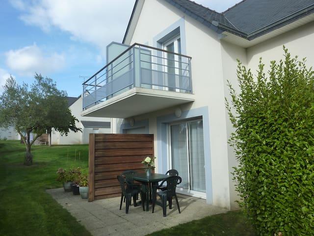 Sympathique maison de vacances