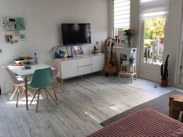 Rotterdam, cozy apartment in city center