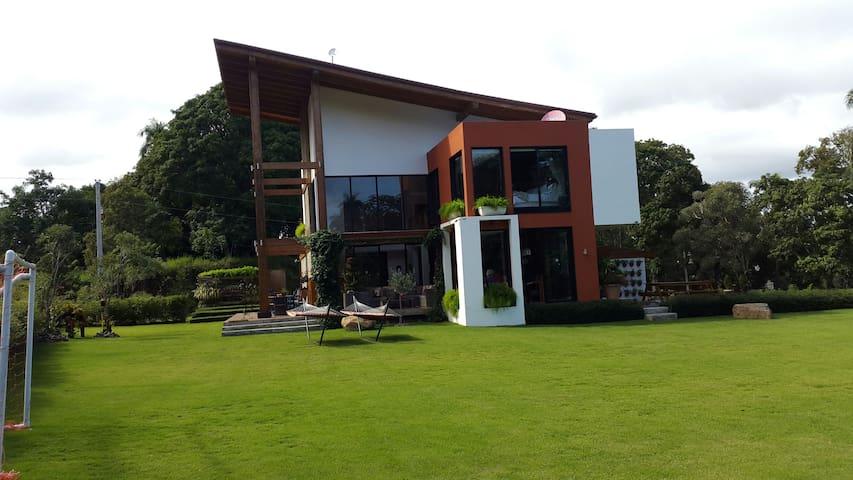 Lujosa casa de campo en Jarabacoa - ハラバコア - 別荘