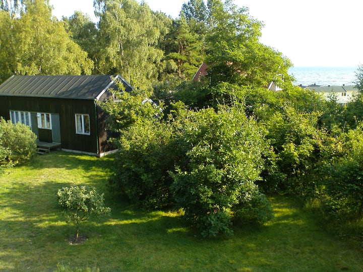 Summerhouse by the Baltic Sea