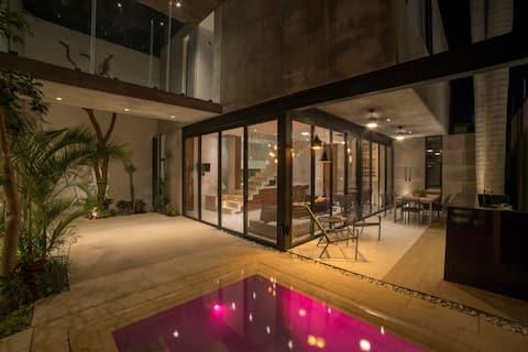 Mikita - Casa Colonial Contemporánea