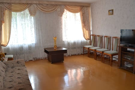 Nice flat near Moscow (30min) - Selyatino