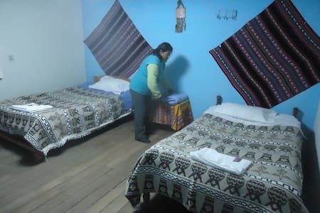 SACRED VALLEY LODGING PUÑUY ALLIN
