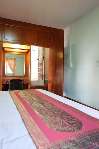 Budget room1 at Wawa place - Tambon Nai Wiang - House
