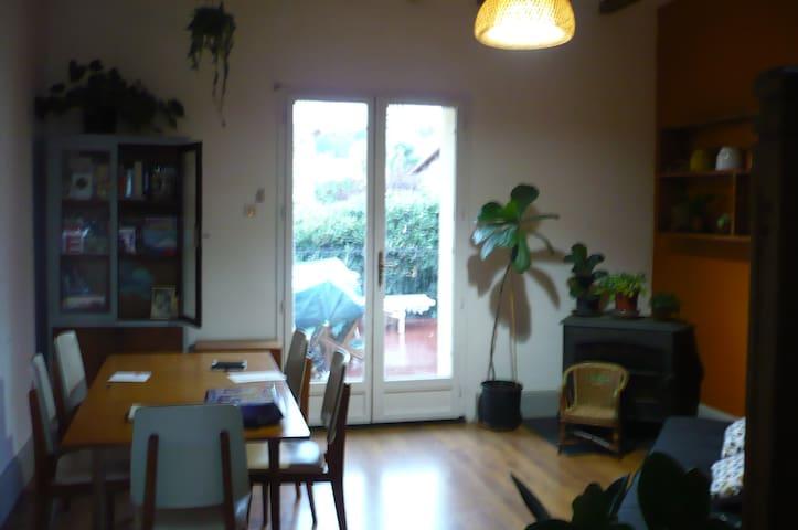 Appartement dans Maison proche Geoffroy-Guichard