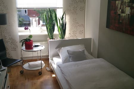 IM ZENTRUM HAMBURGS; Alster, Hbf - Hamburgo - Bed & Breakfast