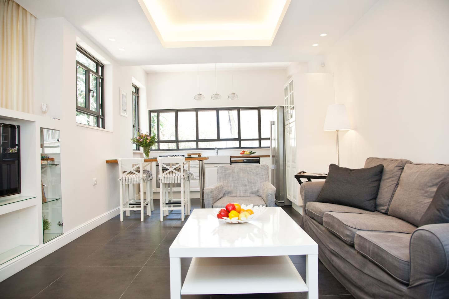 Perfect 2bdr Retreat - Heart of TLV