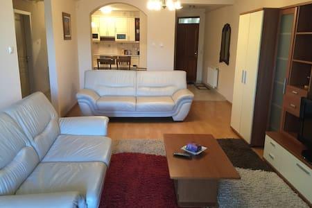 Modern, quiet apartment in the city center - Debrecen