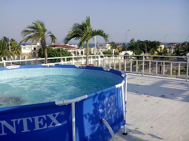 Hostal Náutico - 7 Luxury rooms in Punta Gorda