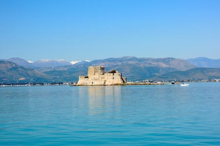 Magnificent Apartment in Nafplion - Argolis