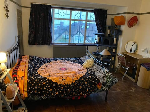 Lovely double room in a House in Forest Hill