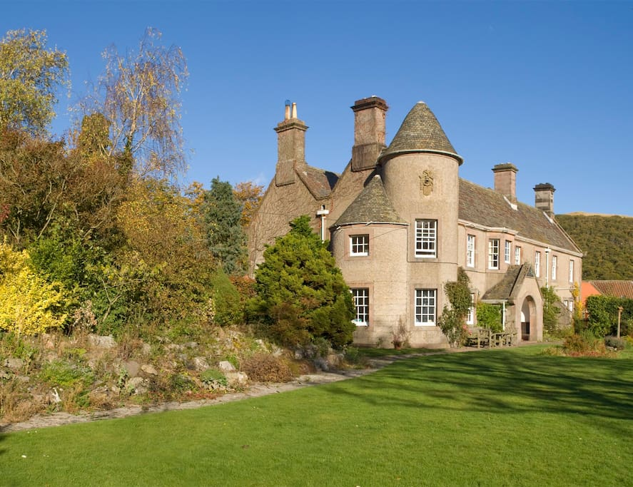 Hidden B&B in Northumberland N Park - Houses for Rent in Wooler, England, United Kingdom