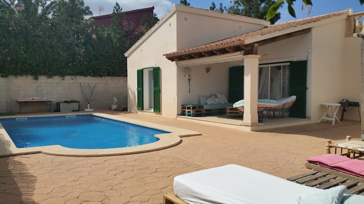 House with privat Pool in Mallorca