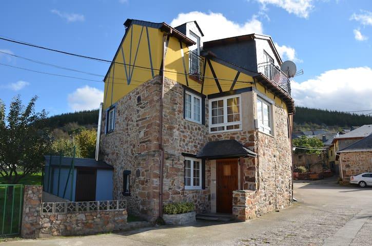 Casa Rural - Castropodame - Casa