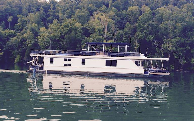 Norris Lake Houseboat - LaFollette - Barca