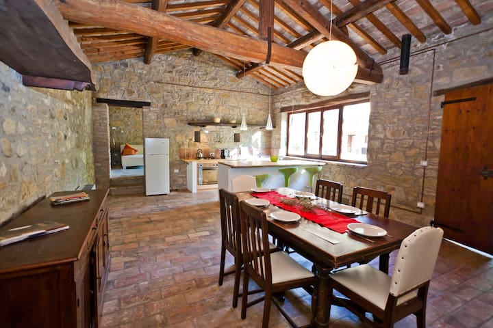 Umbrian Hideaway Caimel Guest house - Umbertide - House