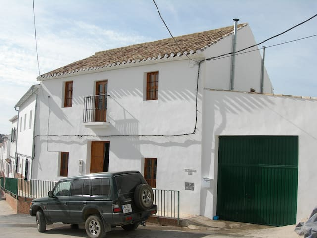 Lovely town house in rural spain - Villanueva de Algaidas - Casa