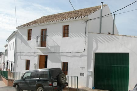 Lovely town house in rural spain - Villanueva de Algaidas - บ้าน