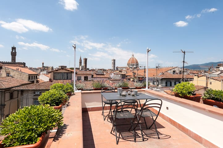 CROCE PENTHOUSE -  TOP OF FLORENCE