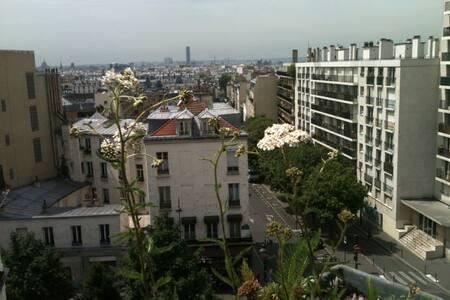 cosy studio near Canal St Martin - Paris