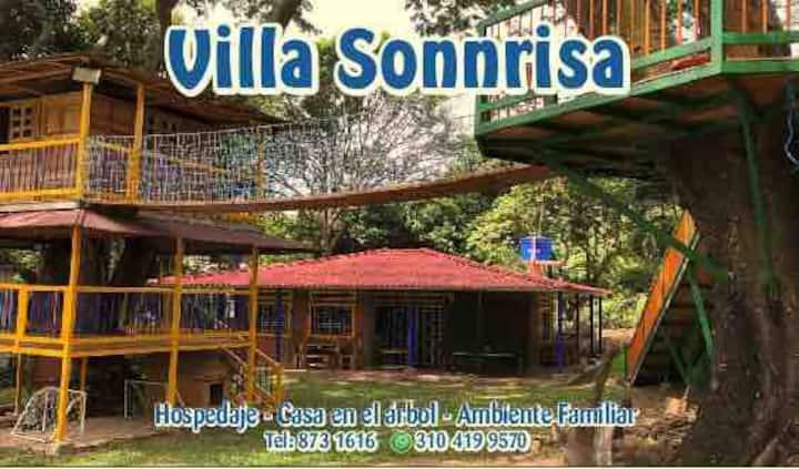 Villa sonrisa hospedaje