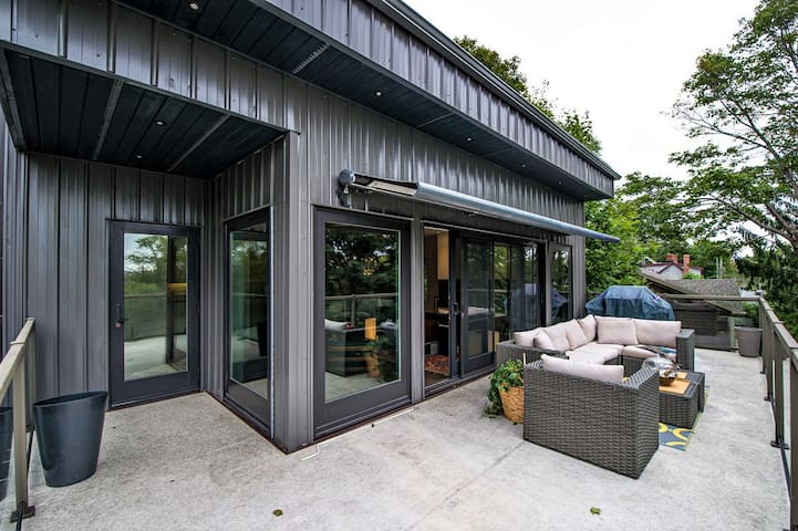 Contemporary Home in the Heart of Dartmouth