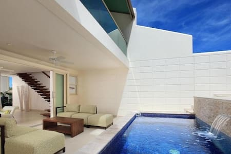 West Coast Town House in Barbados - Reihenhaus
