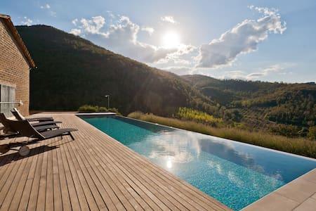Umbria Hideaway Villa Caimeli-  Camera  1 - อัมเบอร์ไทด์