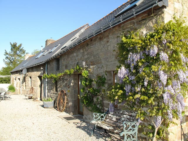 Middle Cottage    St André 22480  - Saint-Nicolas-du-Pélem - Haus