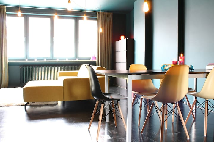 Restful Apartment in Heart of Ghent - Gent - Wohnung