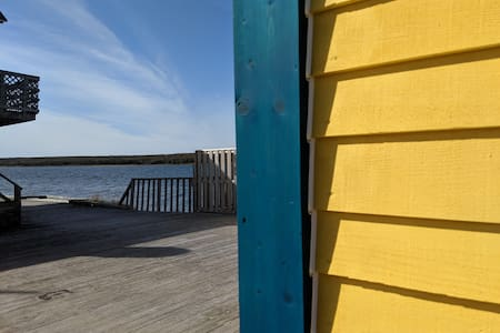 Tiny home on the Boardwalk