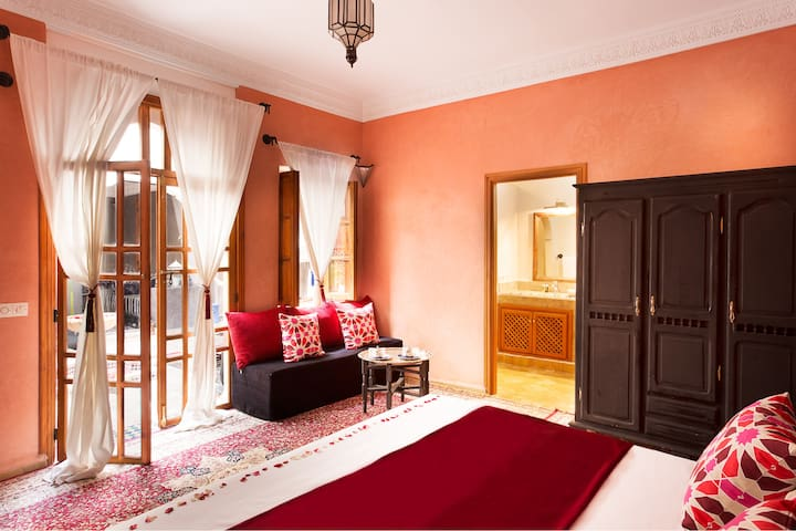 Suite Luxe Bordeaux - Marrakesh - Penzion (B&B)