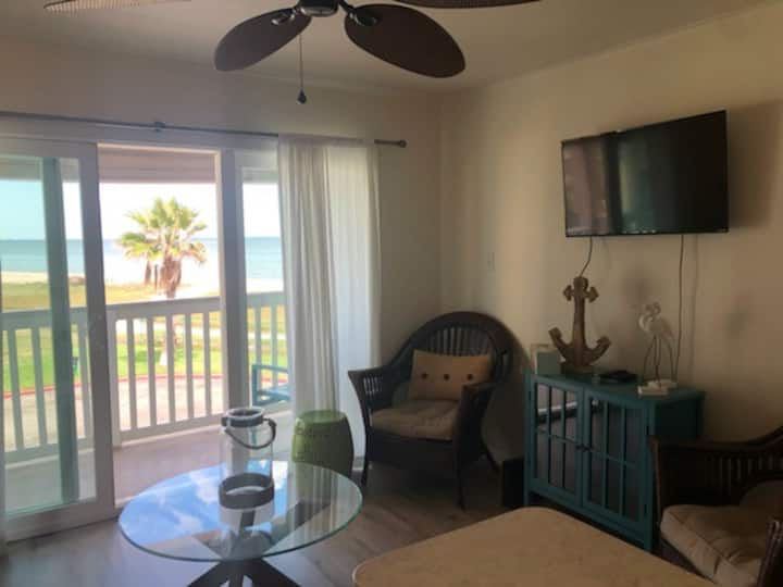 Beautifully remodeled unit with great ocean views