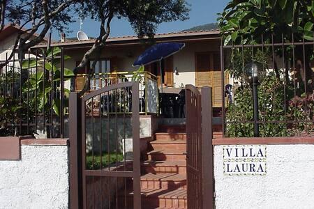 Amazing Villa Laura in Praia a Mare - Praia A Mare - บ้าน