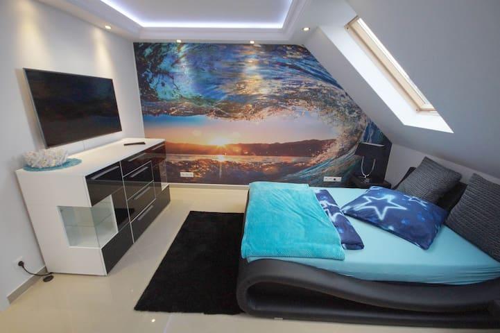 Zimmer im HQ Ambiente. Direkt A7/NMS Mitte (O2R)