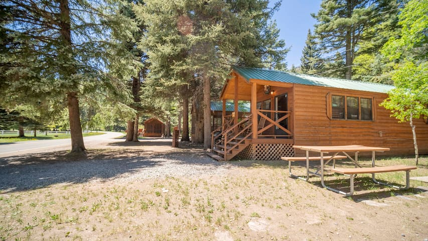 The Blue Spruce Cabin #16