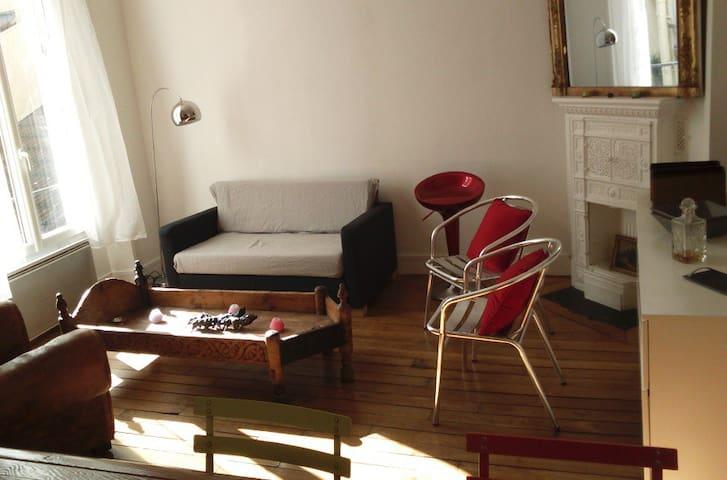 Appartement cosy dans le quartier Latin - París - Pis